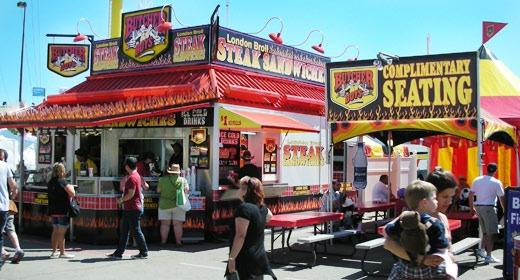 best street fair and festival food companies