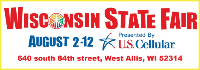 Wisconsin state fair dates in Sydney